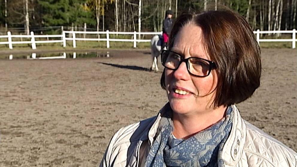 Sara Hellsten ludvika ridklubb