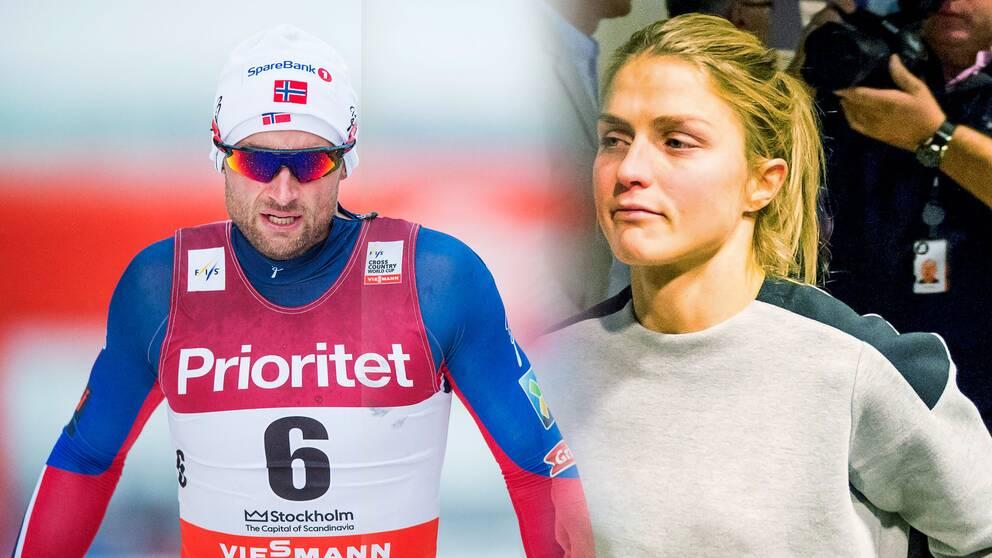 Petter Northug är rädd att det som hänt Therese Johaug kan hända honom själv.