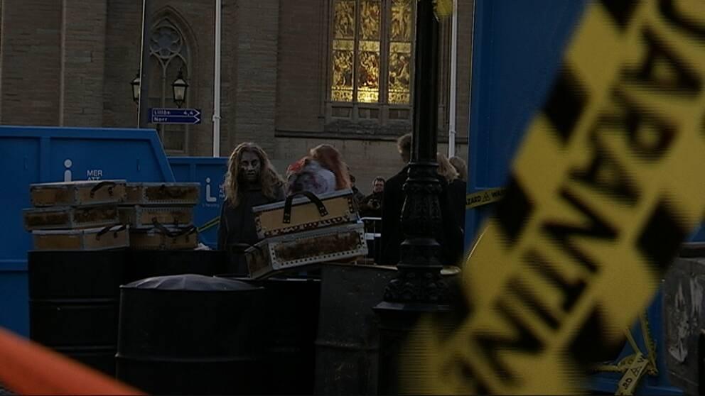 Zombies i Örebro