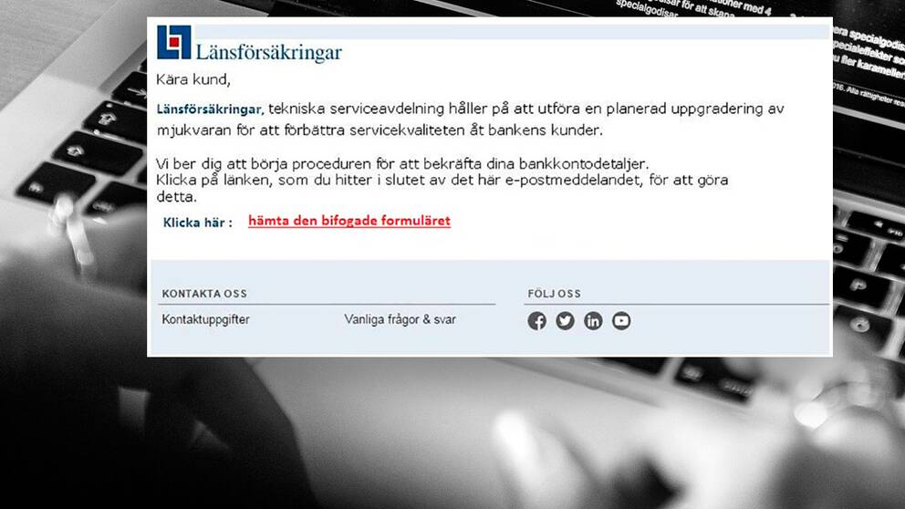 Faksimil: SVT