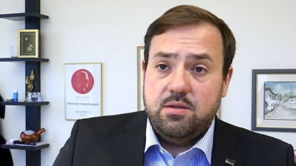 Mehmed Hasanbegovic Socialchefen i Eskilstuna