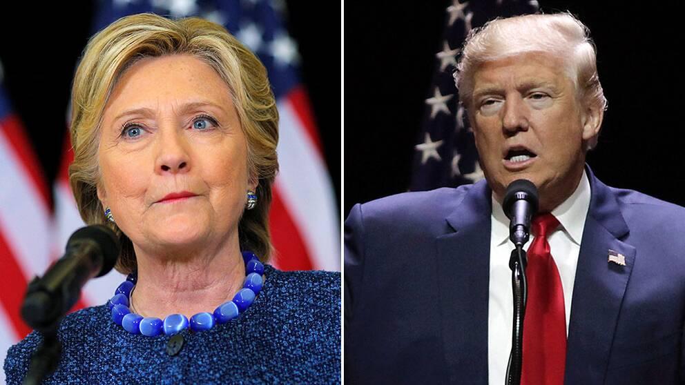 Clinton oppnar for presidentvalet 2016