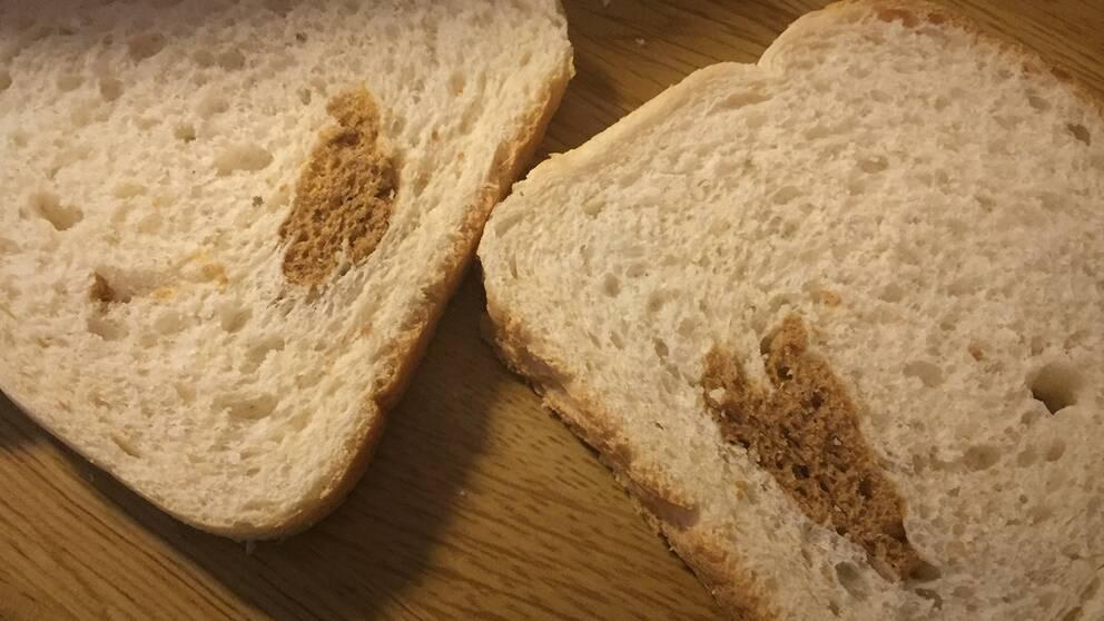 bröd pepparkaksdeg