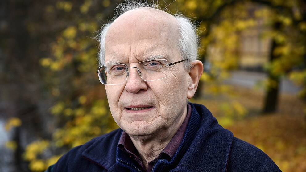 Erik Åsard, professor i Nordamerikastudier.