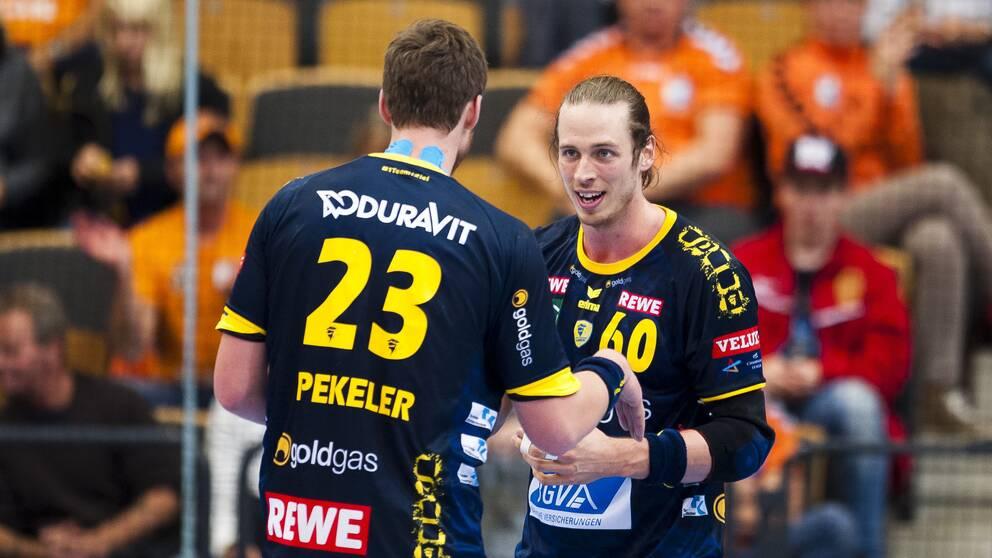 Ekdahl Du Rietz slutade i landslaget redan 2014.
