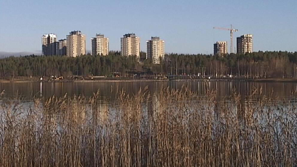 Bostäder i Luleå.