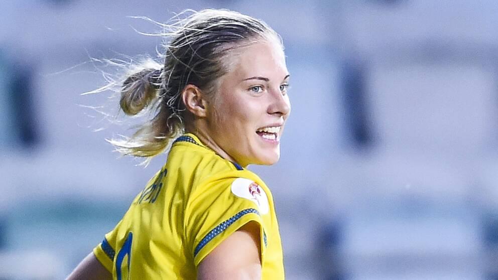 Lina Hurtig lämnar Umeå för mästarlaget Linköping.