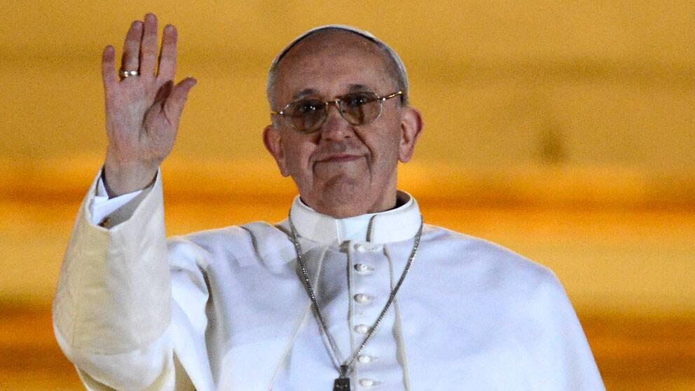 Nye påven: Jorge Mario Bergoglio