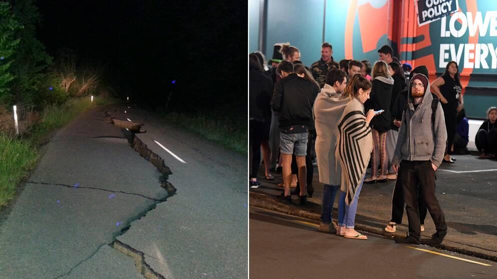 Skadad besattningsman evakuerades 3