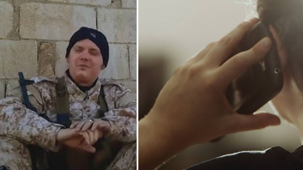 Den kanadensiska journalisten erbjöds att få gifta sig med den svenske jihadisten Michael Skråmo.