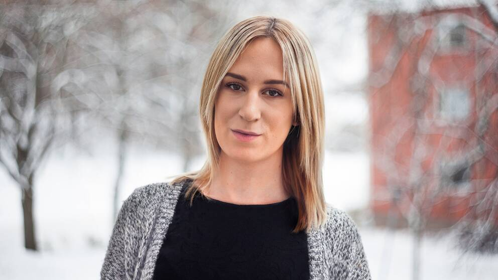 Porträtt på Josefine Carlsson från Enköping.