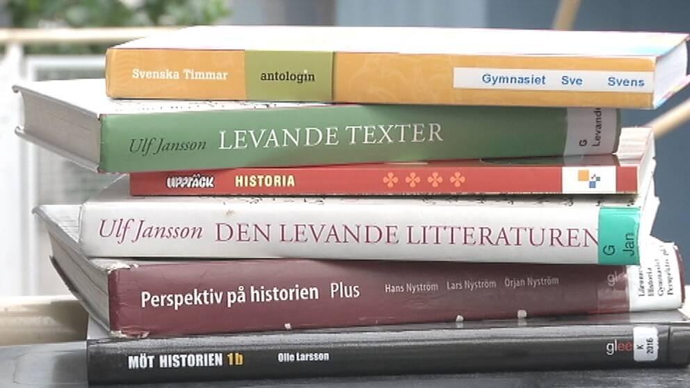 Läroböcker