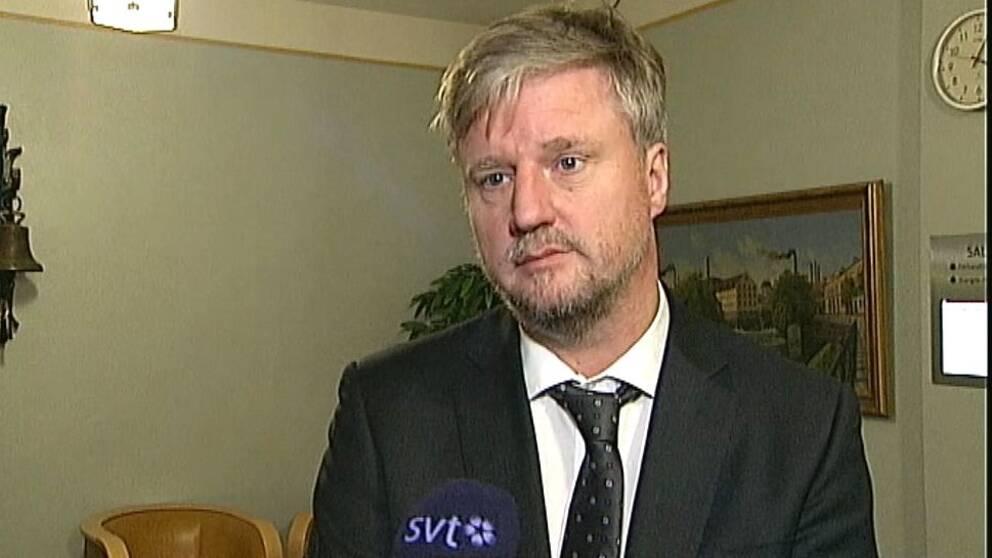 Kammaråklagare Jan Olof Andersson
