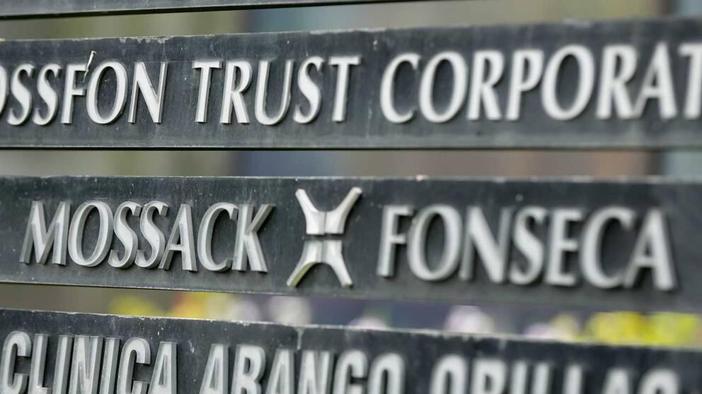 Mossack Fonseca, logga.