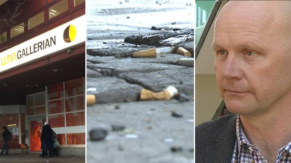 Per Tegel, säkerhetsansvarig på Södertälje kommun.