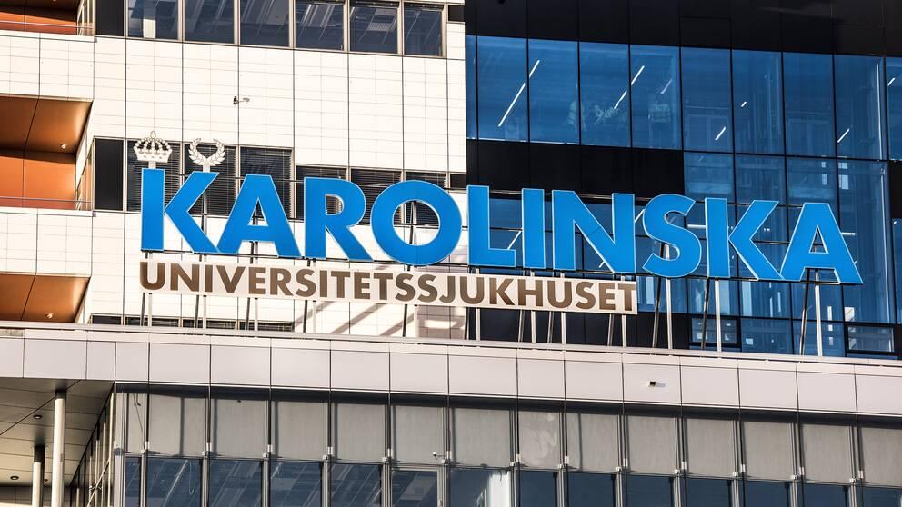 Nya Karolinska sjukhuset i Solna