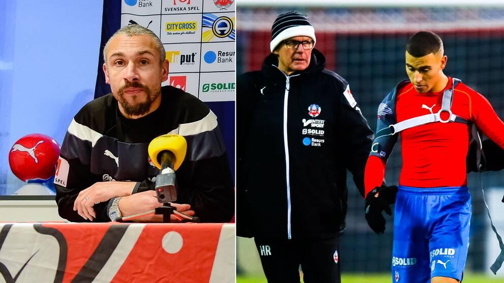 Henrik Larsson vill se krafttag efter skandalscenerna.