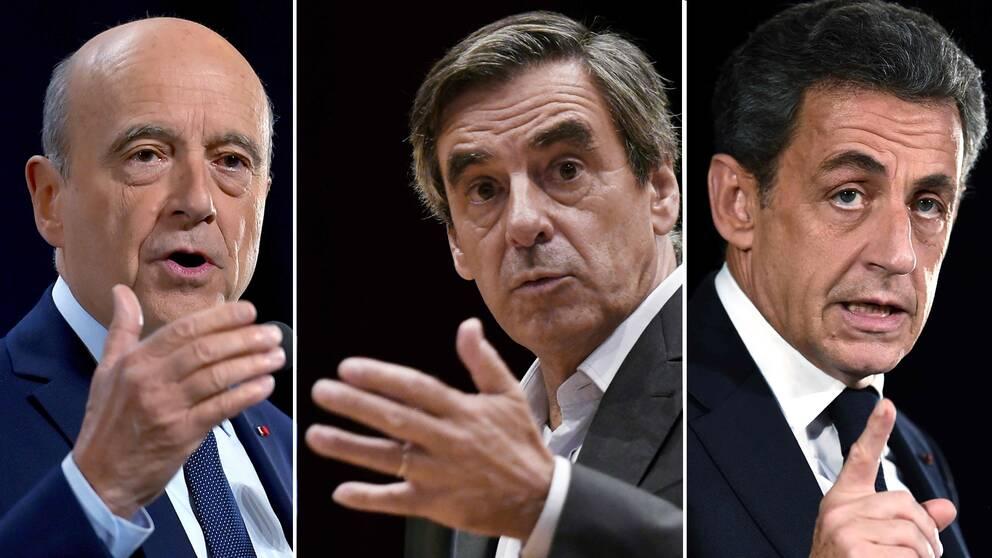 Sarkozy lamnar franska regeringen