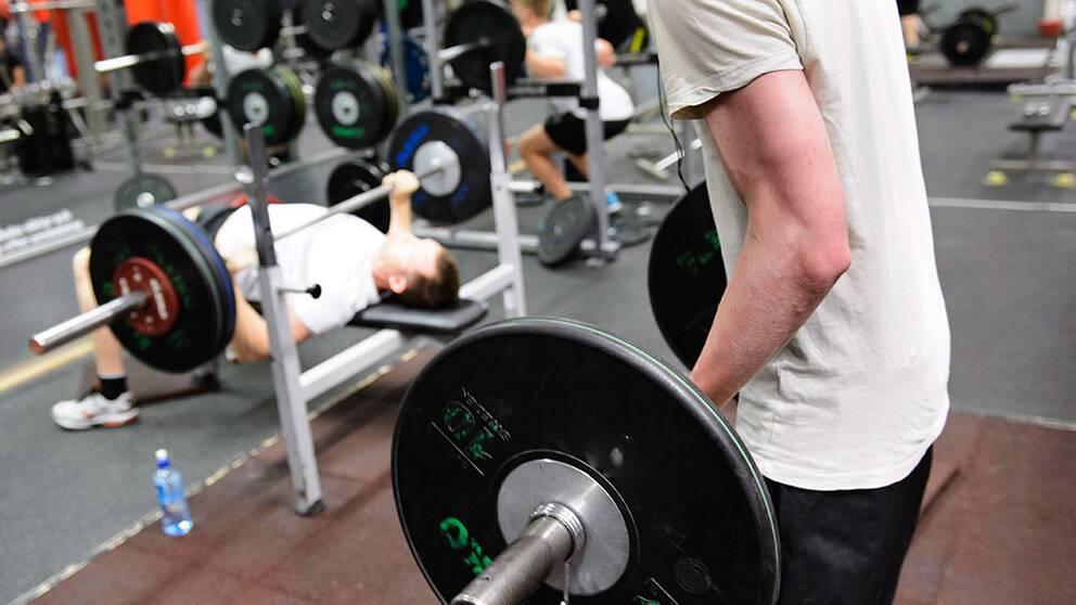 S: Inför fler dopningstester på gym