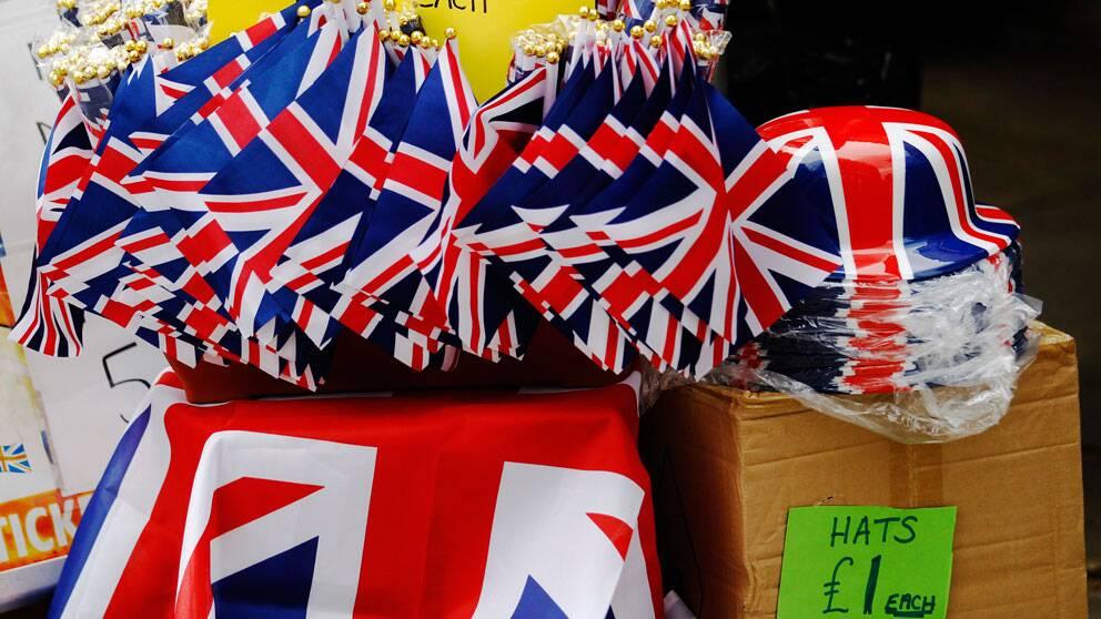 Drottning Elizabeth II firar 60 år på tronen. Foto: Scanpix