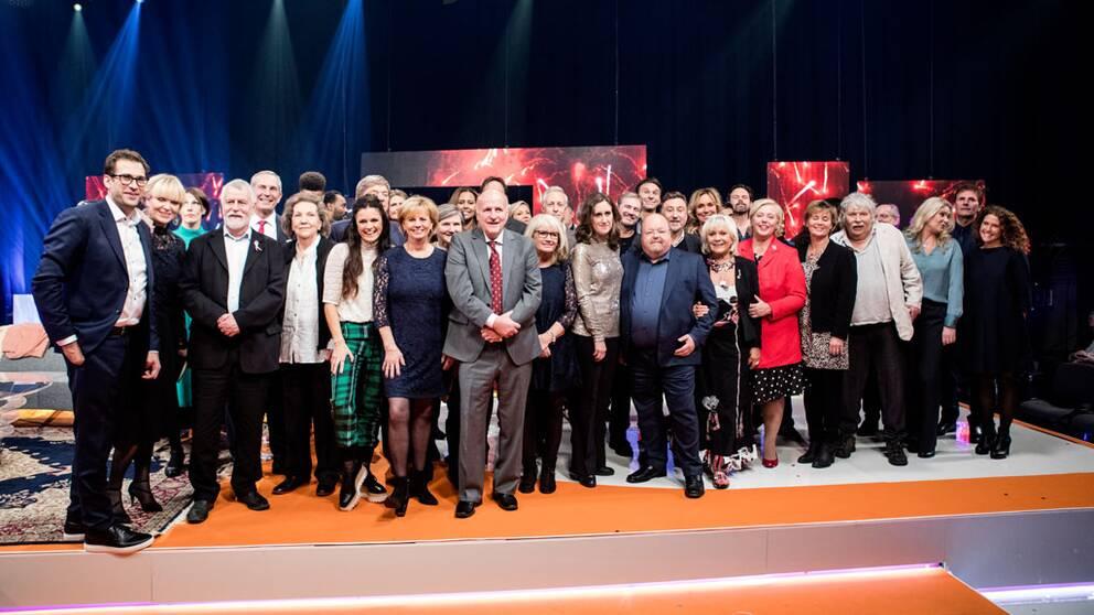 Sveriges Television fyller 60 år