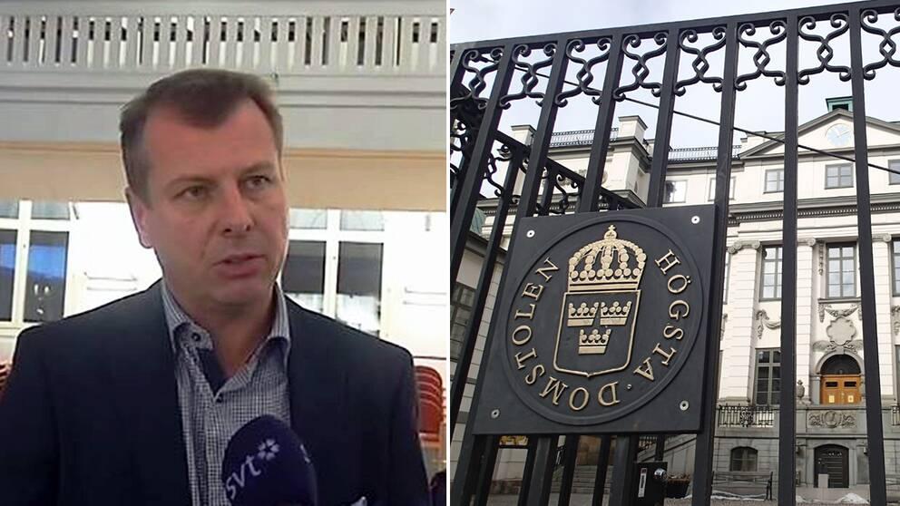 Pontus Pålsson (M) överklagar sin dom till Högsta domstolen.