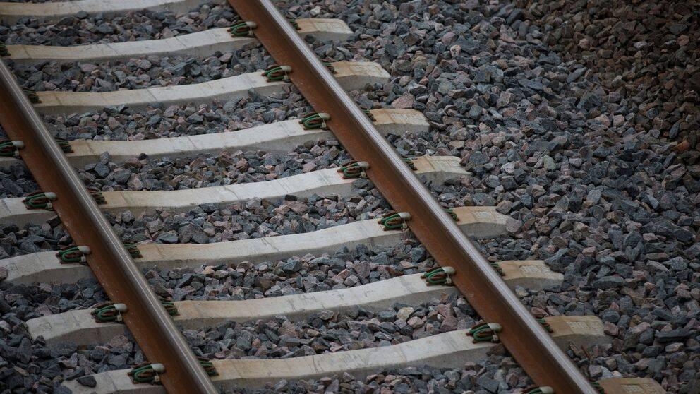 Tågspår