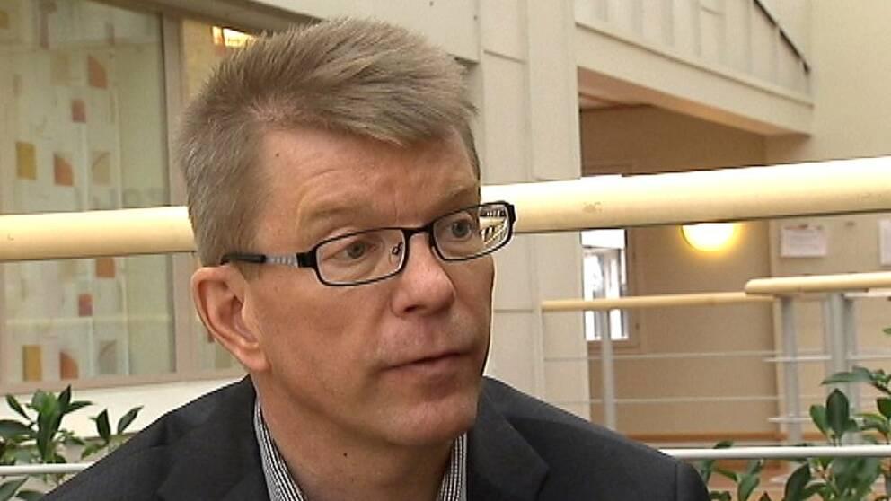 Ny kommunikationsdirektör i landstinget, Lars-Erik Marklund