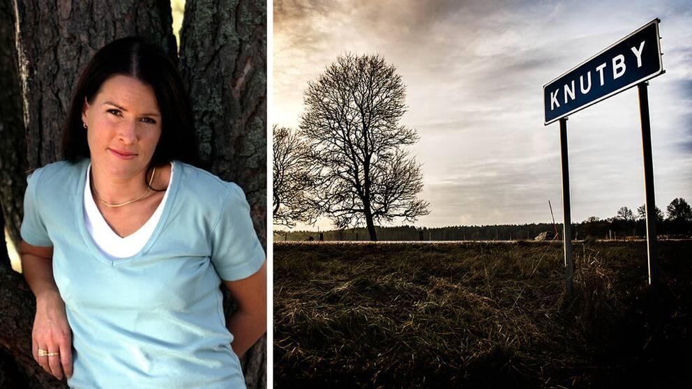 """Enligt dagstidningen Dagen har Åsa Waldau, """"Kristi Brud"""", tvingats bort från Knutby."""