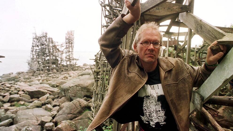 Lars Vils på Nimis 27 aug 1999