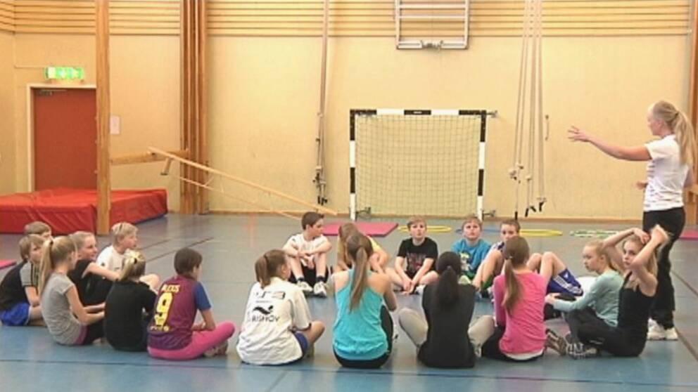 Elever vid Ärentuna skola 2013