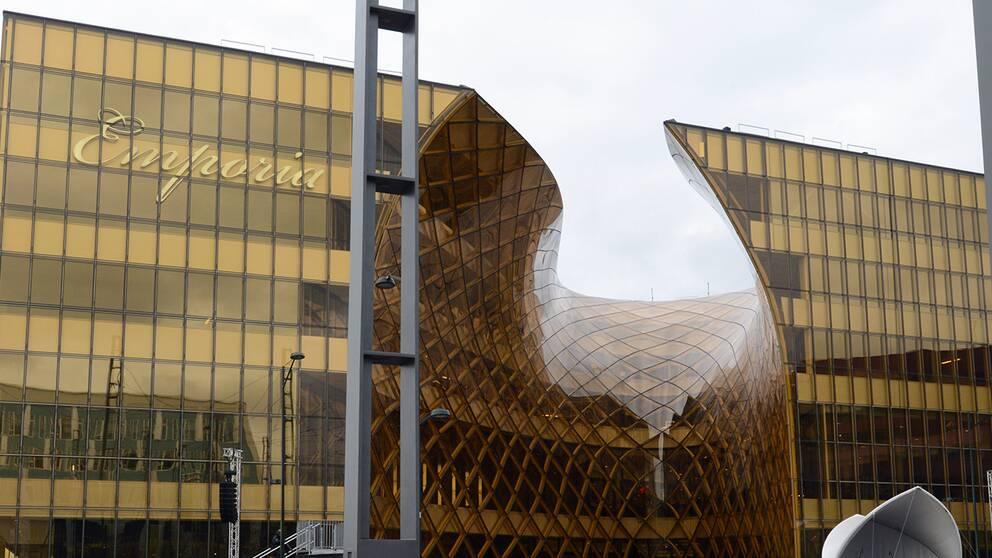 Emporia köpcentrum i Malmö.