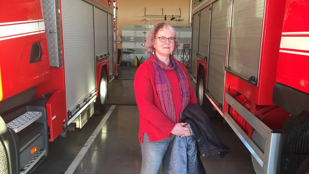 Kersti Beck-Larsson, Integrationssamordnare på Askersunds kommun.