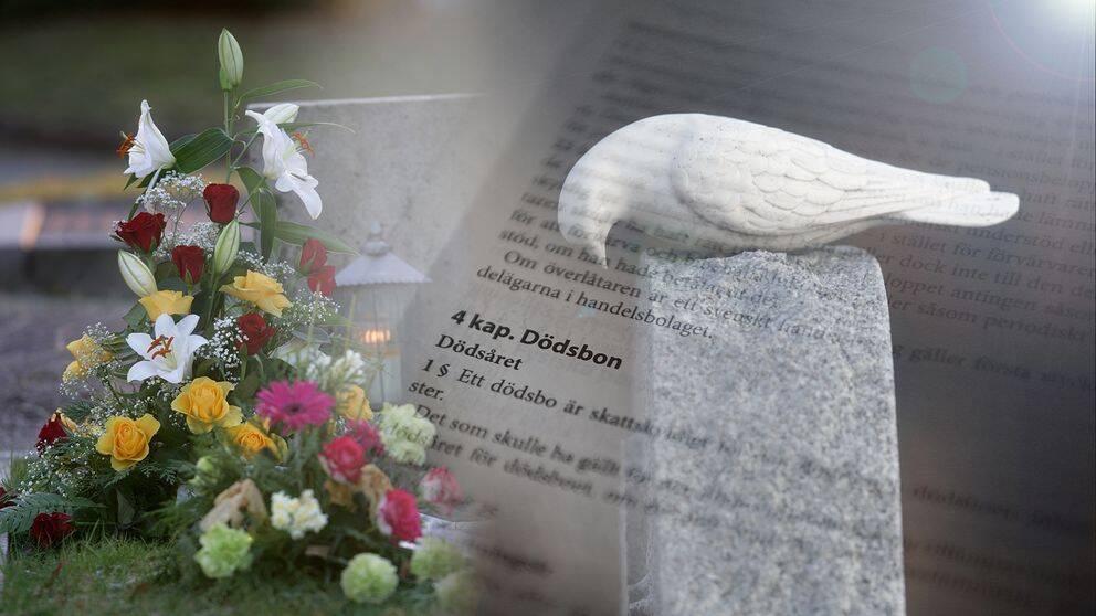 Fler och fler väljer en borgerlig begravning för sina anhöriga. Sedan kyrkan skildes från staten för drygt 15 år sedan har antalet femfaldigats.