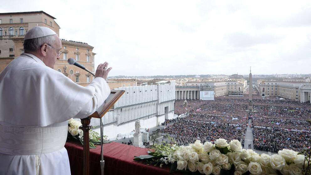 Winberg har fel om paven