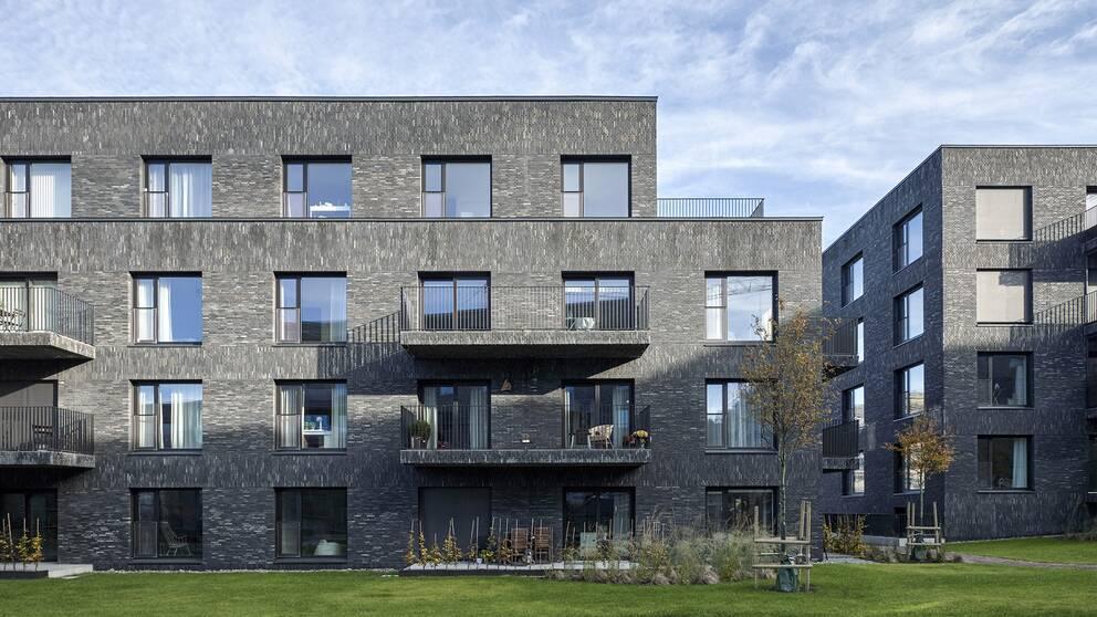 Bostadshusen Studio 1 i Örgryte är vinnare av Kasper Salin-priset