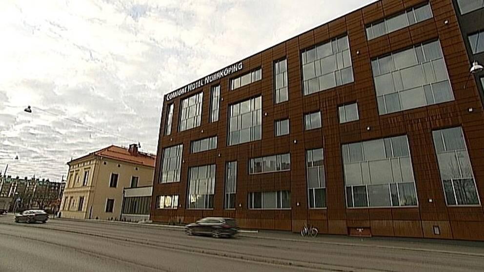 Comfort Hotel i Norrköping