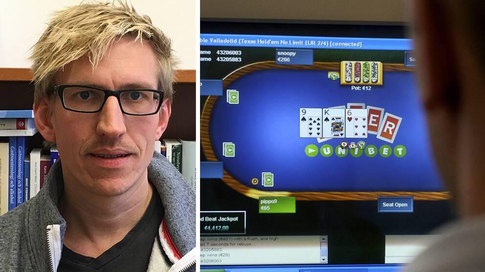 Jackpot okar risk for spel beroende