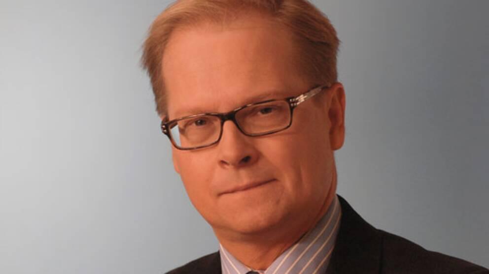Mats Knutson, inrikeskommentator SVT