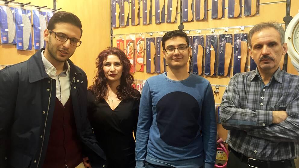 Familjen Ahmadi