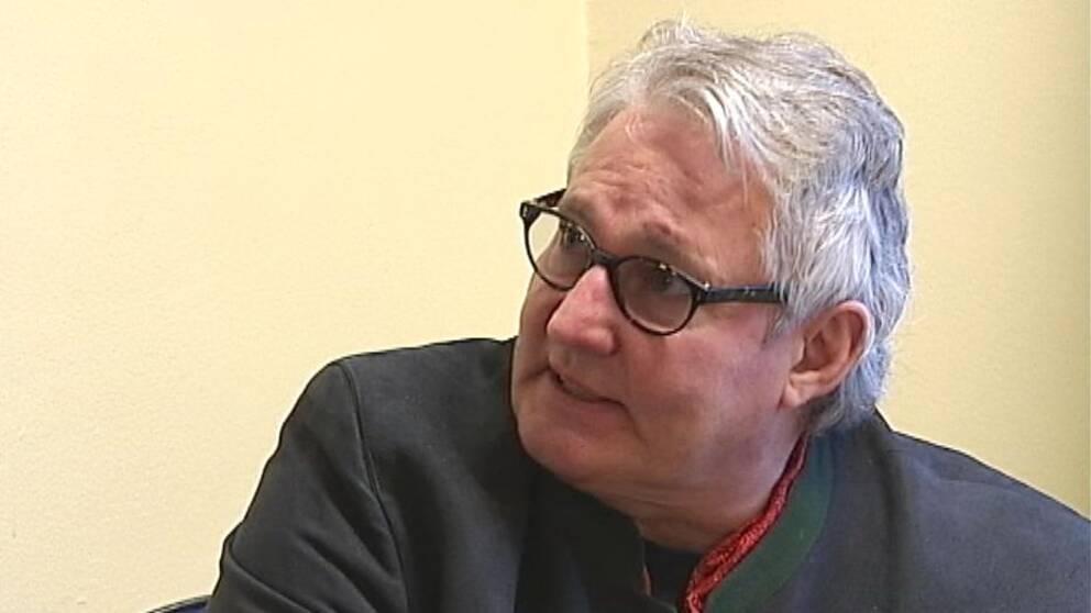 Strömsunds kommunalråd Göran Bergström (S).