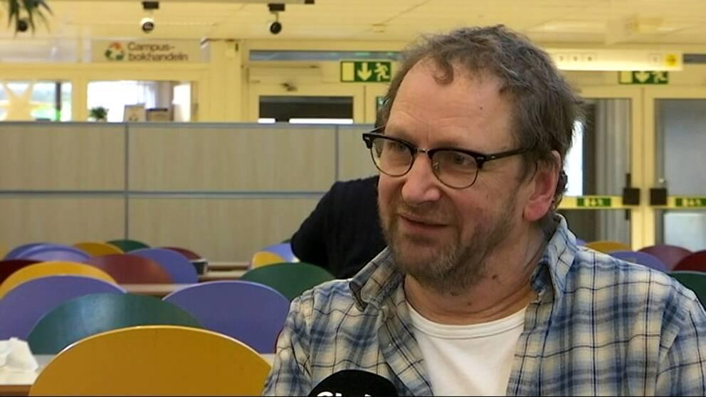 Anders Broman intervjuas