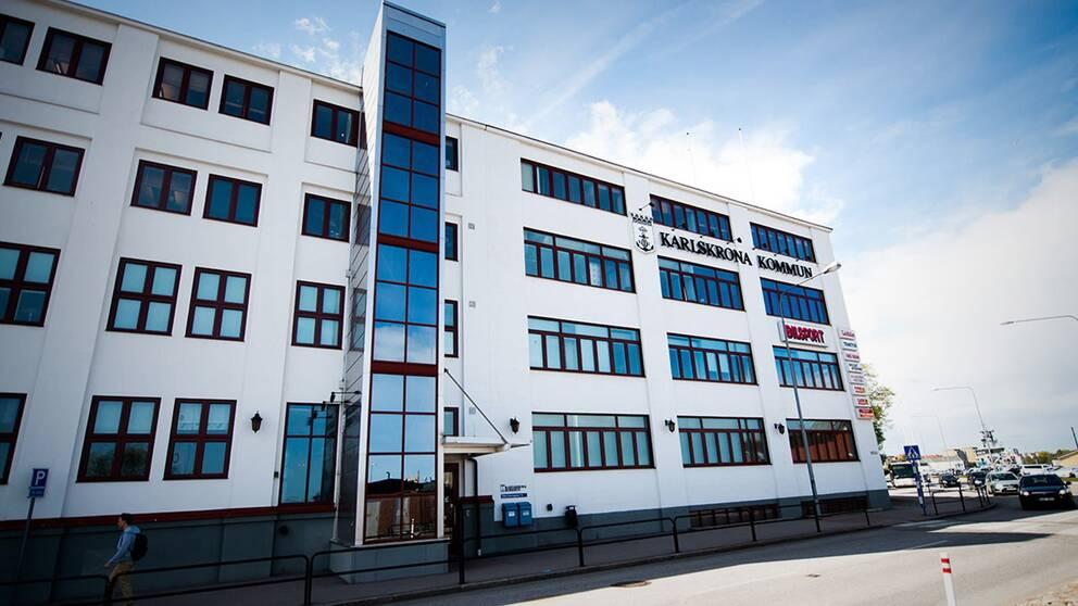 Karlskrona kommun.