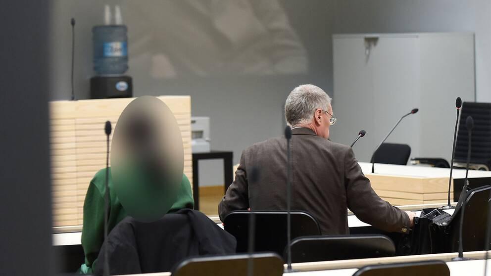 Häktningsförhandling mot man misstänkt för terroristbrott