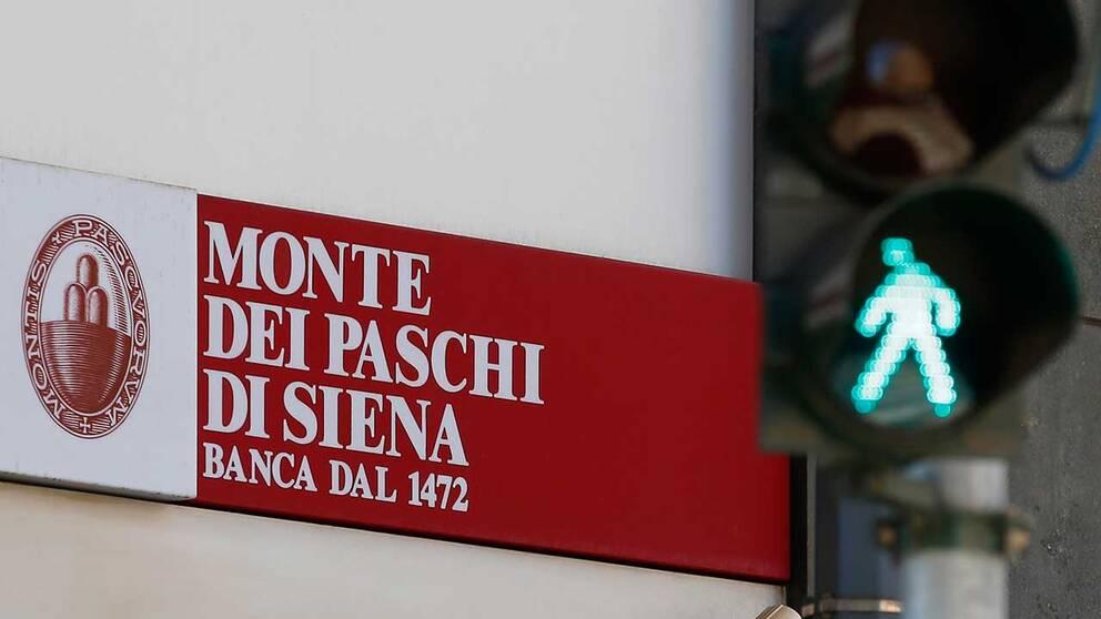 Banken Monte Dei Paschi di Siena (logga)