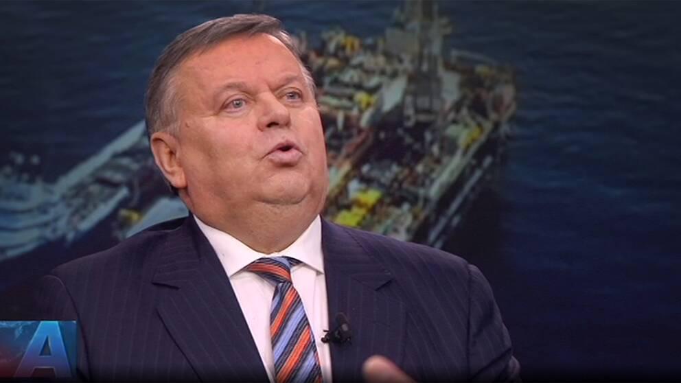 Rysslands Sverigeambassadör Victor Tatarintsev