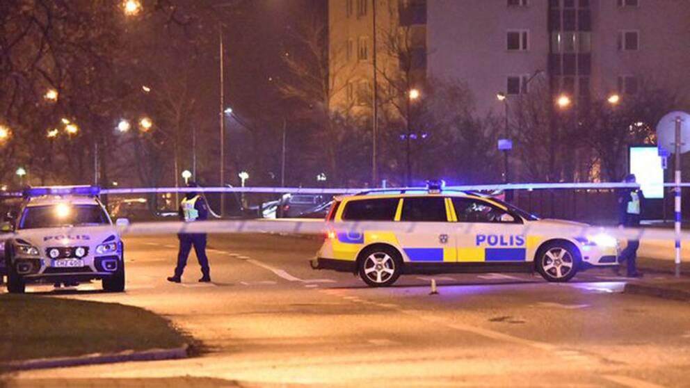 25-åring skjuten till döds i Malmö