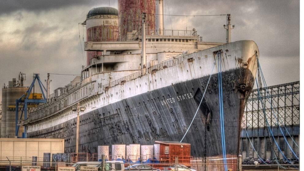 Konkurrent tar over fartyg