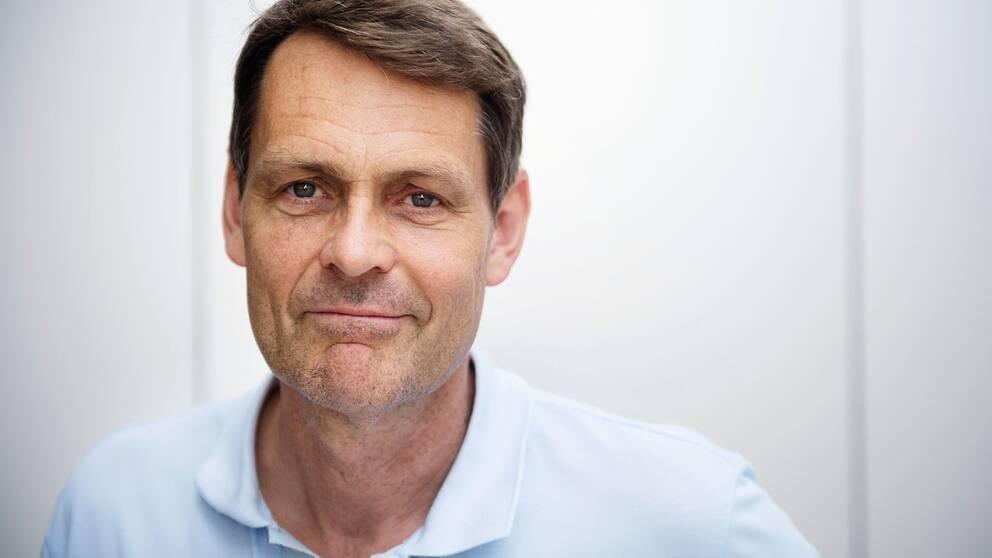 Peter Reinebo, verksamhetschef SOK.