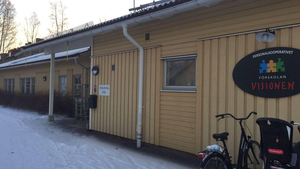 Visionen, Förskola, Umeå